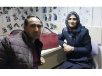 İnfertilite problemi olan çift 15 yıl sonra mutlu haberi aldı