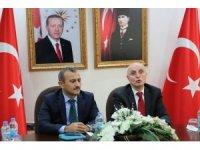 """Bakan Yardımcısı Erdil: """"Türkiye, Avrupa'da 6 ülkenin topladığı uyuşturucuyu tek başına topladı"""""""