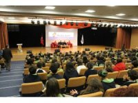 Türkiye Ampute Milli Takımı oyuncuları, Nesibe Aydın öğrencileriyle buluştu
