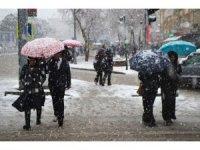 Isparta için kar yağışı uyarısı