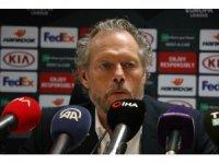 """Preud'homme: """"Bizim için güzel bir turnuvaydı"""""""