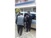 Selendi polisinden örnek davranış
