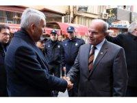 Isparta Belediye Başkanı Günaydın'dan bakkal esnafına müjde