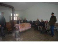 Kaymakam Berber: Amacımız bölgede tarım ve hayvancılığı canlandırmak