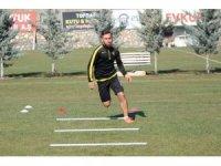 Evkur Yeni Malatyaspor'da Adem Büyük'ün hedefi belirledi