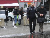FETÖ şüphelisi 4 polis adliyede