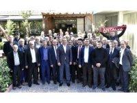 Başkan Uysal Yörük - Türkmen dernekleriyle