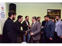 Başkan Can, 1'inci Olağan Genç STK Buluşması'na katıldı