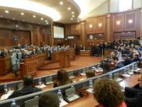 Kosova Ordusu'nun kurulması mecliste onaylandı