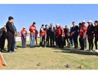 Mersin'de özel sporcular için şölen düzenlendi
