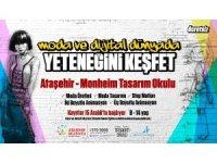 Ataşehir Monheım Tasarım Okulu'nda eğitimler başlıyor