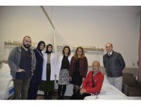 Eğitim Araştırma Hastanesinde DUODOPA uygulaması başladı