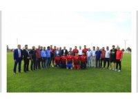 Nevşehir Belediyespor Kulüp Başkanı Kaya, taraftarlara seslendi