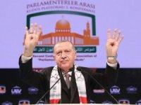 """Cumhurbaşkanı Erdoğan: """"Adam açık açık 'kesmeyi iyi bilirim' diyor"""""""