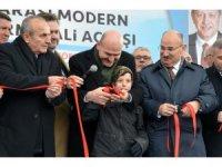 Taşköprü'de Şehirlerarası Otobüs Terminali törenle açıldı