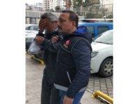 Samsun'da uyuşturucu ticaretinden 1 tutuklama