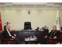 Jandarma Genel Komutanı Arif Çetin Kırıkkale'de
