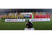 Spor Toto 1. Lig: İstanbulspor: 1 - Ümraniyespor: 1
