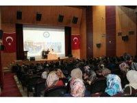 Hakkari polisinden 'Narko Rehber' semineri