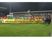Spor Toto Süper Lig: Göztepe: 0 - Bursaspor: 0 (İlk yarı)