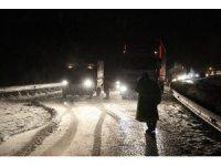 Sivas-Erzincan karayolu ulaşıma açıldı