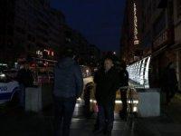 Osmanbey metrosunda facia!