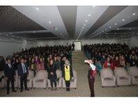 Kardelen Kolejinde 'Acı Yoksa Başarı Yok' semineri düzenlendi