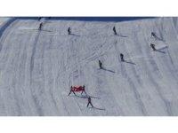 Hakkari'de kayak sezonu açıldı