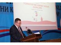 """Ankara'da """"Kırım Tatar Kültür Günleri"""""""