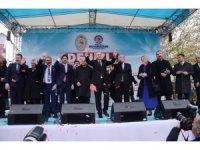 Cumhurbaşkanı Erdoğan Denizli'de 275 projeyi hizmete sundu