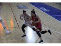Türkiye Kadınlar Basketbol 1. Ligi: Elazığ İl Özel İdare: 100 - Mersin BŞB. Gelişim: 64