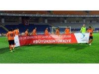 Spor Toto Süper Lig: M.Başakşehir: 1 - Galatasaray: 0 (Maç devam ediyor)