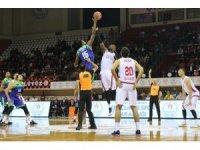 Tahincioğlu Basketbol Ligi: Gaziantep Basketbol: 66 - TOFAŞ: 79
