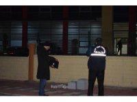 Malatyaspor Kulübü Binasına silahlı saldırı