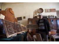 Tuğra işlemeli ahşap tablolara büyük ilgi