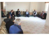 Başkan Vekili Epcim'den Hak-Soy-Der'e ziyaret