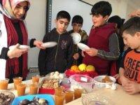 Bilgi Evi öğrencileri Yerli Malı Haftası'nı kutladı