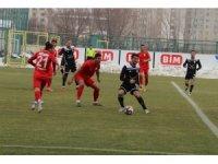 TFF 2. Lig: Sivas Belediyespor: 2 - Manisa BŞB: 0