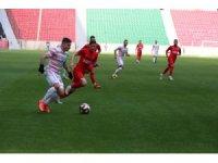 TFF 2. Lig: Amed Sportif Faaliyetler: 2 - Bayrampaşa: 0