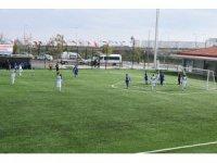 Şahinbey Ampute Futbol takımı yine fark attı