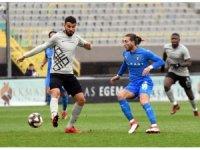 Spor Toto 1. Lig: Altay: 0 - Osmanlıspor: 1