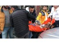 Bilecik'te karnından bıçaklanan şahıs ağır yaralandı