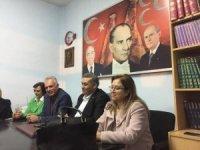 MHP Ürgüp İlçe Başkanlığına Tevfik Öz atandı