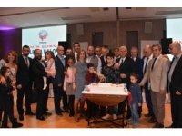 TSYDİzmir Şubesi üyeleri 2018'e Çeşme'de veda etti