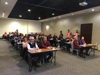 Edirne'de TEMA Vakfı gönüllüsü öğretmenler doğa eğitimleri için buluştu