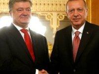 Poroşenko: Erdoğan'a minnettarım
