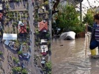 Sel Antalya'yı vurdu!