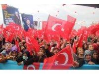 """Cumhurbaşkanı Erdoğan: """"Tren kazasında sorumluluğu bulunanlardan hesap sorulacak"""" (1)"""