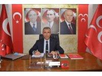 """Söke MHP İlçe Başkanı Öztürk, """"Bilgi kirliliği asılsız yorumlara neden oluyor"""""""