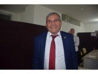 CHP'nin İl Genel Meclisi üyesi Hikmet Turan ön yoklamada ilk 5'e giremedi